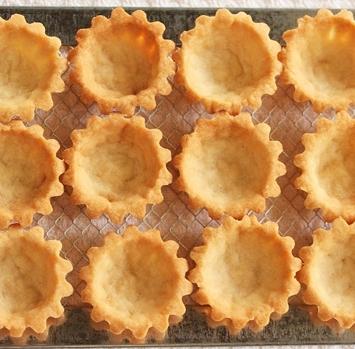 Песочное тесто на тарталетки рецепты простые и вкусные